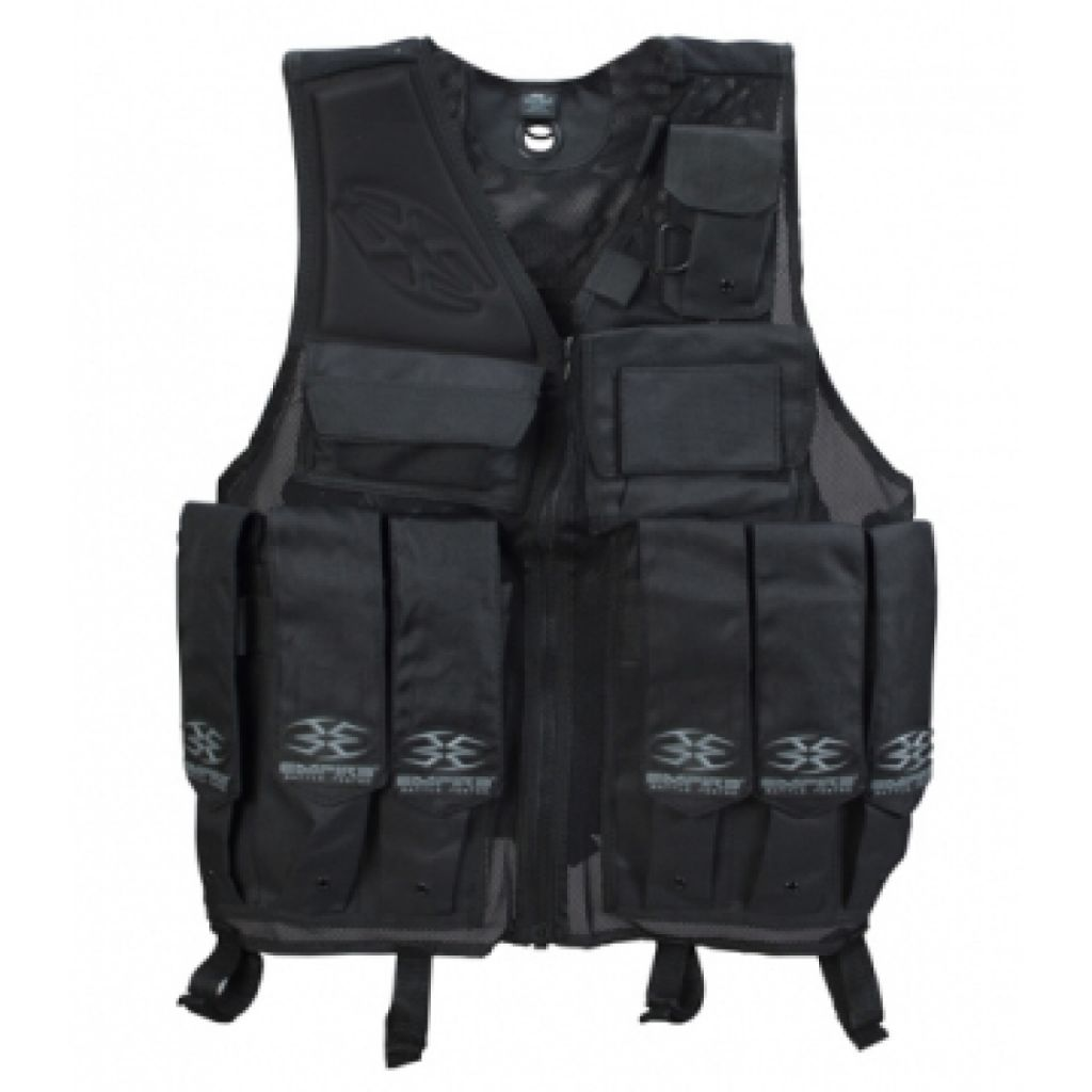 BT Battle Vest (blk) paintball mellény