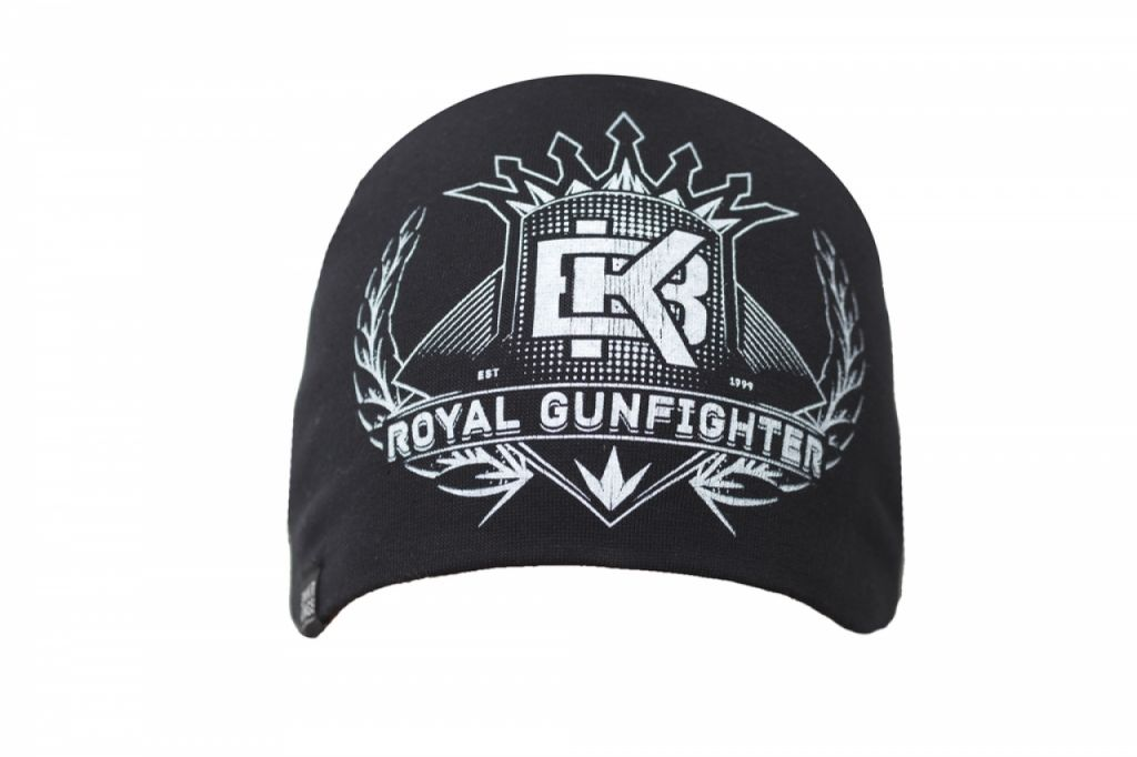 BunkerKings Cool Paintball sapka Royal Gunfighter