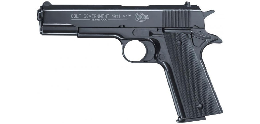 Colt Government 1911 A1 cal. 9 mm P.A.K. gázpisztoly