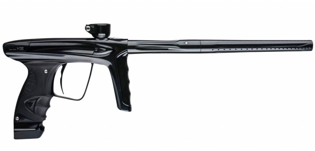 DLX Luxe ICE Paintball marker black-black
