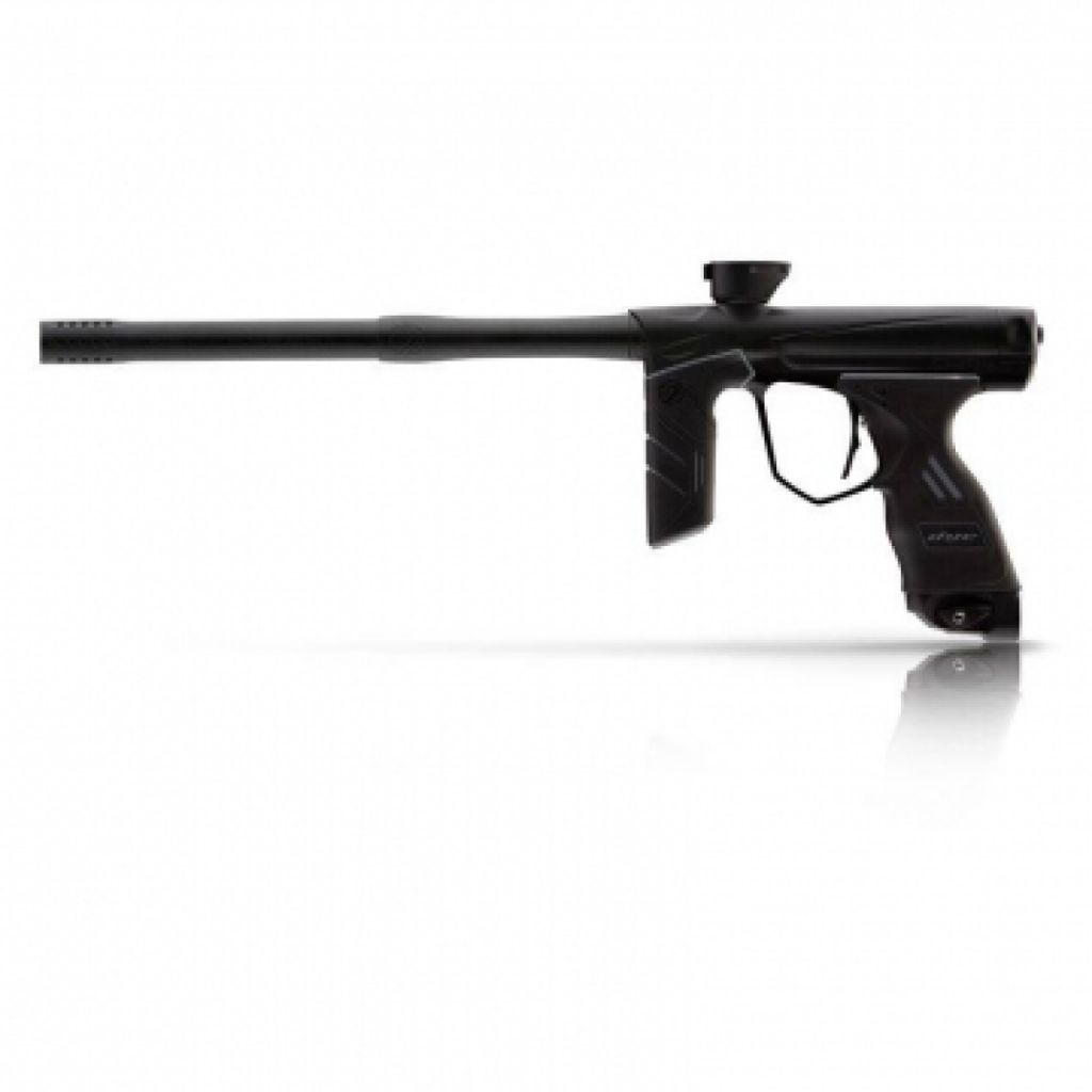 DYE DSR paintball marker (Blackout - Black Black)