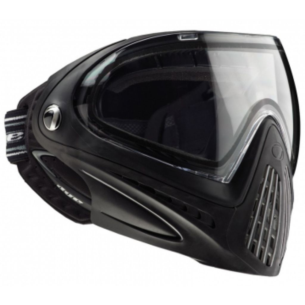 Dye Goggle i4 Pro black paintball maszk