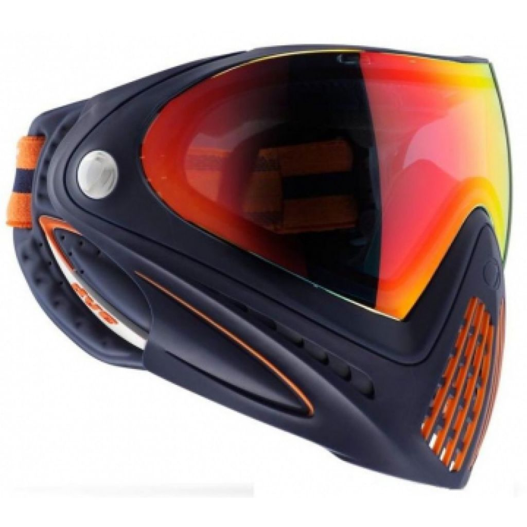 Dye i4 Pro paintball maszk (orange crush)