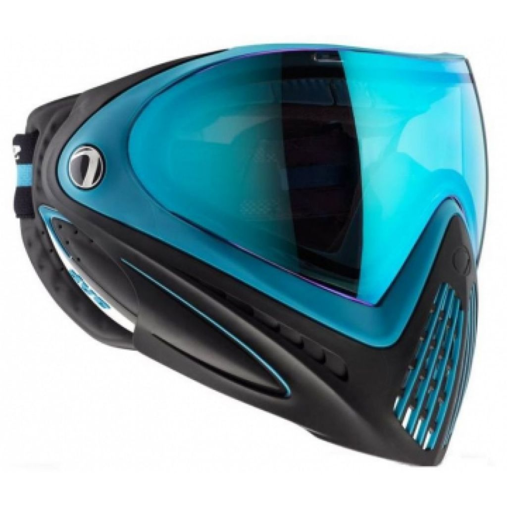 Dye i4 Pro paintball maszk (powder blue)
