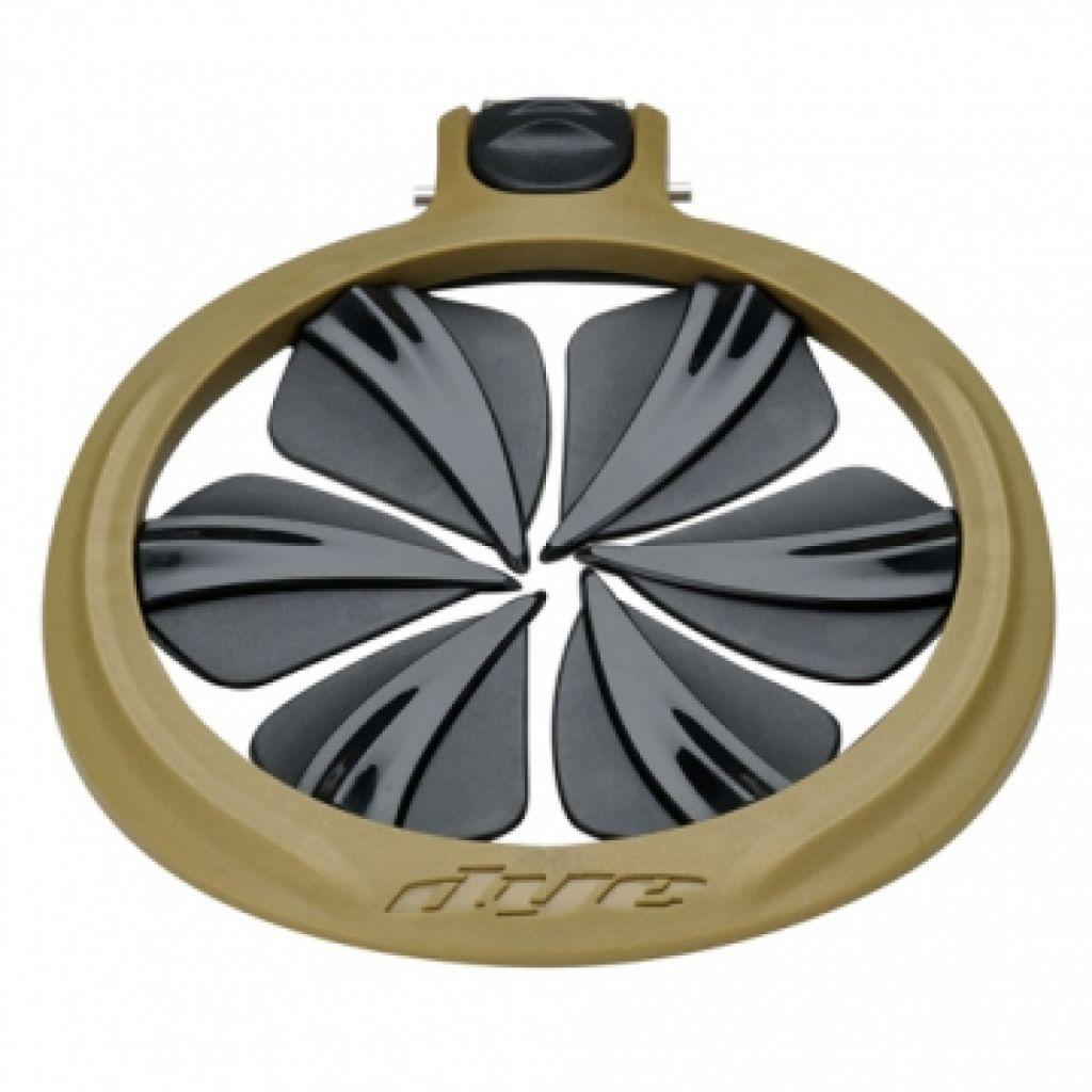 Dye Rotor R2 Quick Feed (black gold)