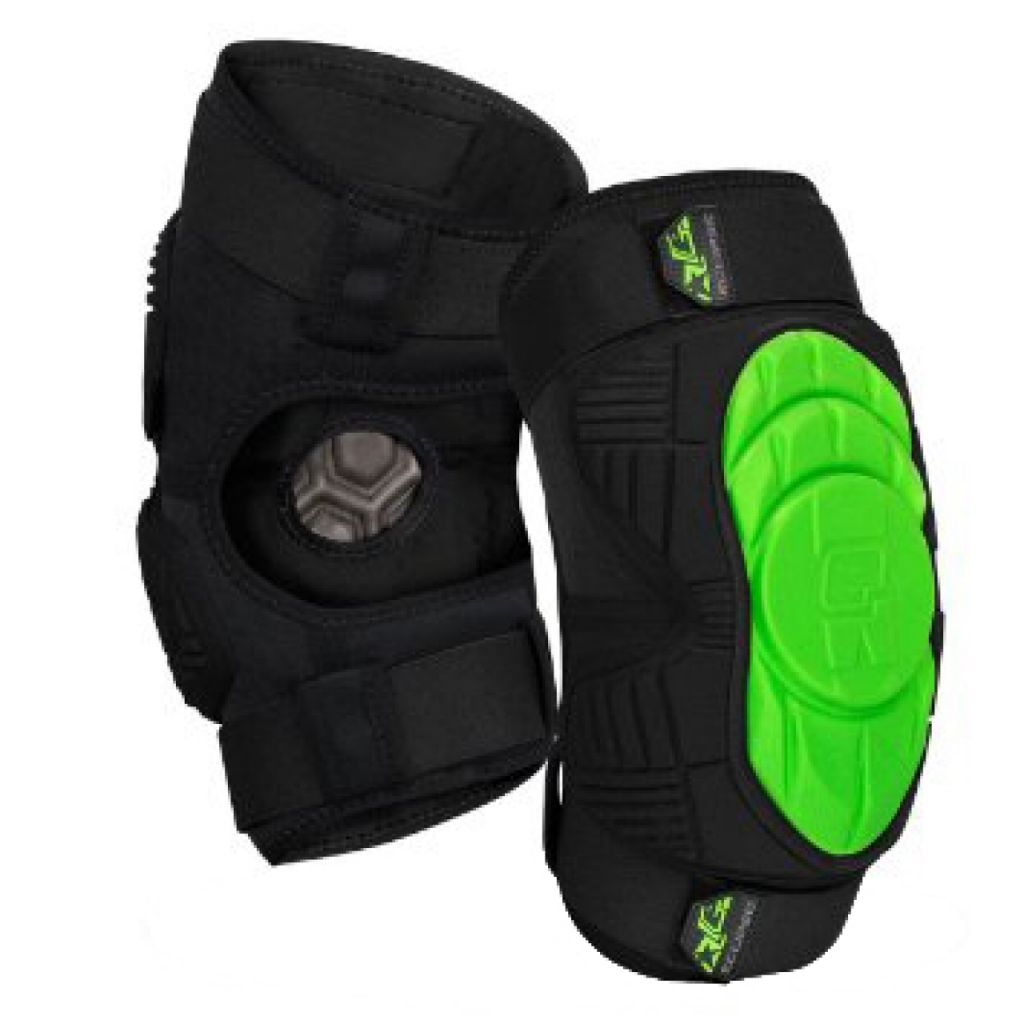 Eclipse HD Core Knee Pads green térdvédő
