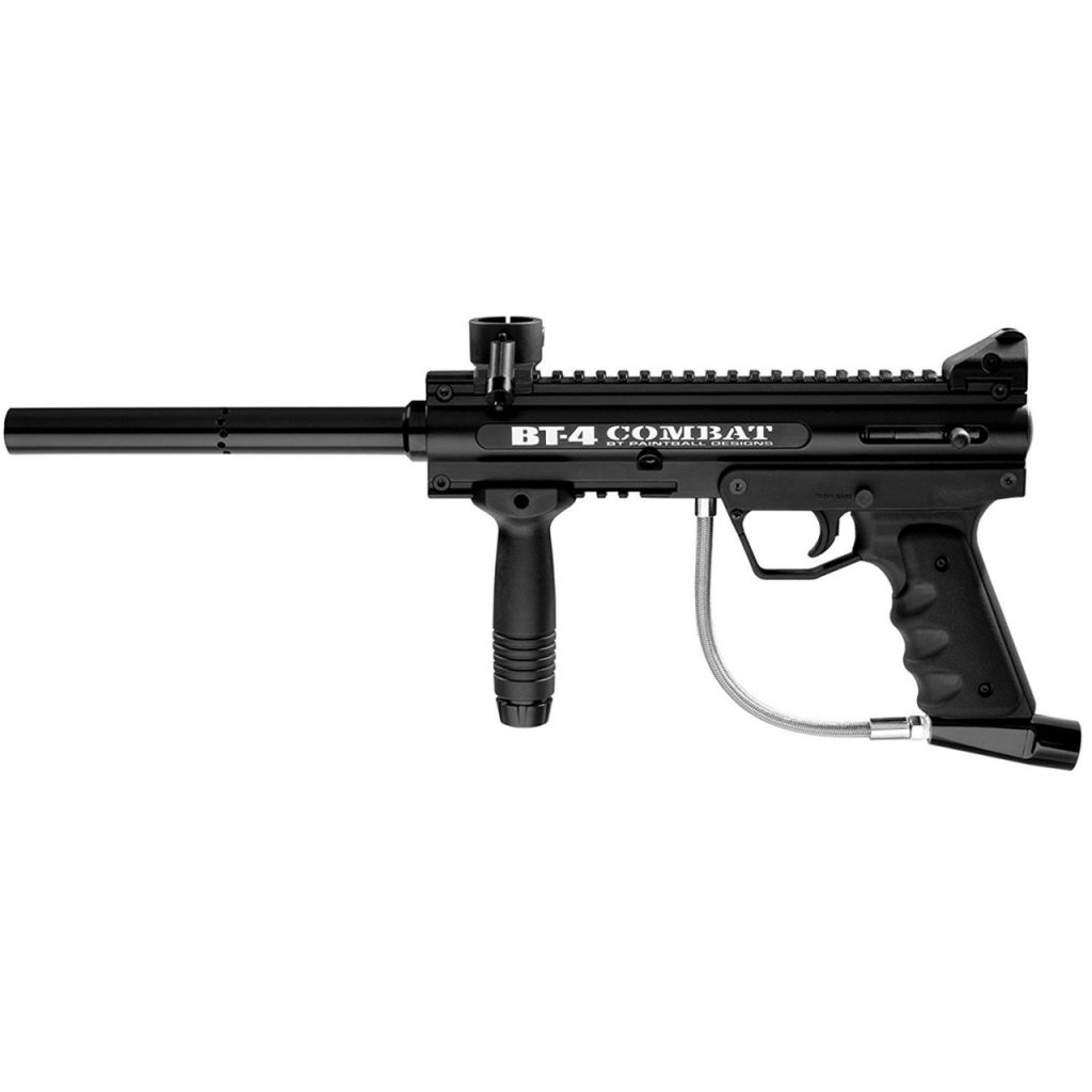 Empire BT 4 Classic Combat Black Paintball Marker