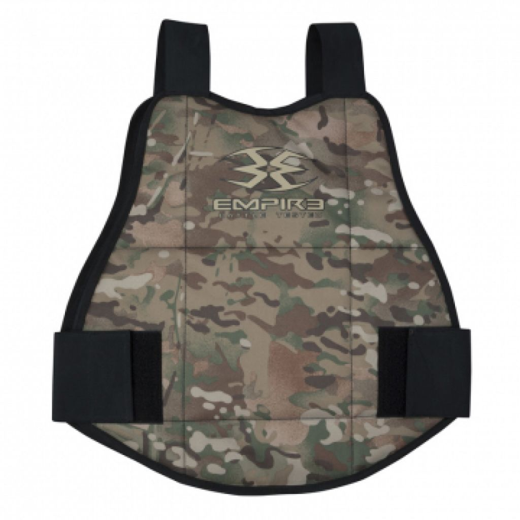 Empire BT Folding Chest Protector Reversable mellkasvédő (camo)