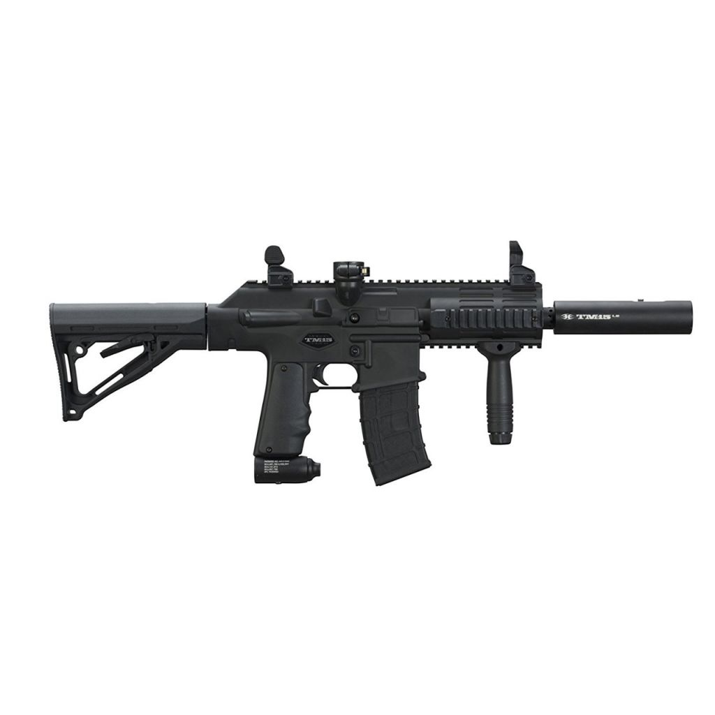 Empire BT TM-15LE Black with Apex2 paintball marker
