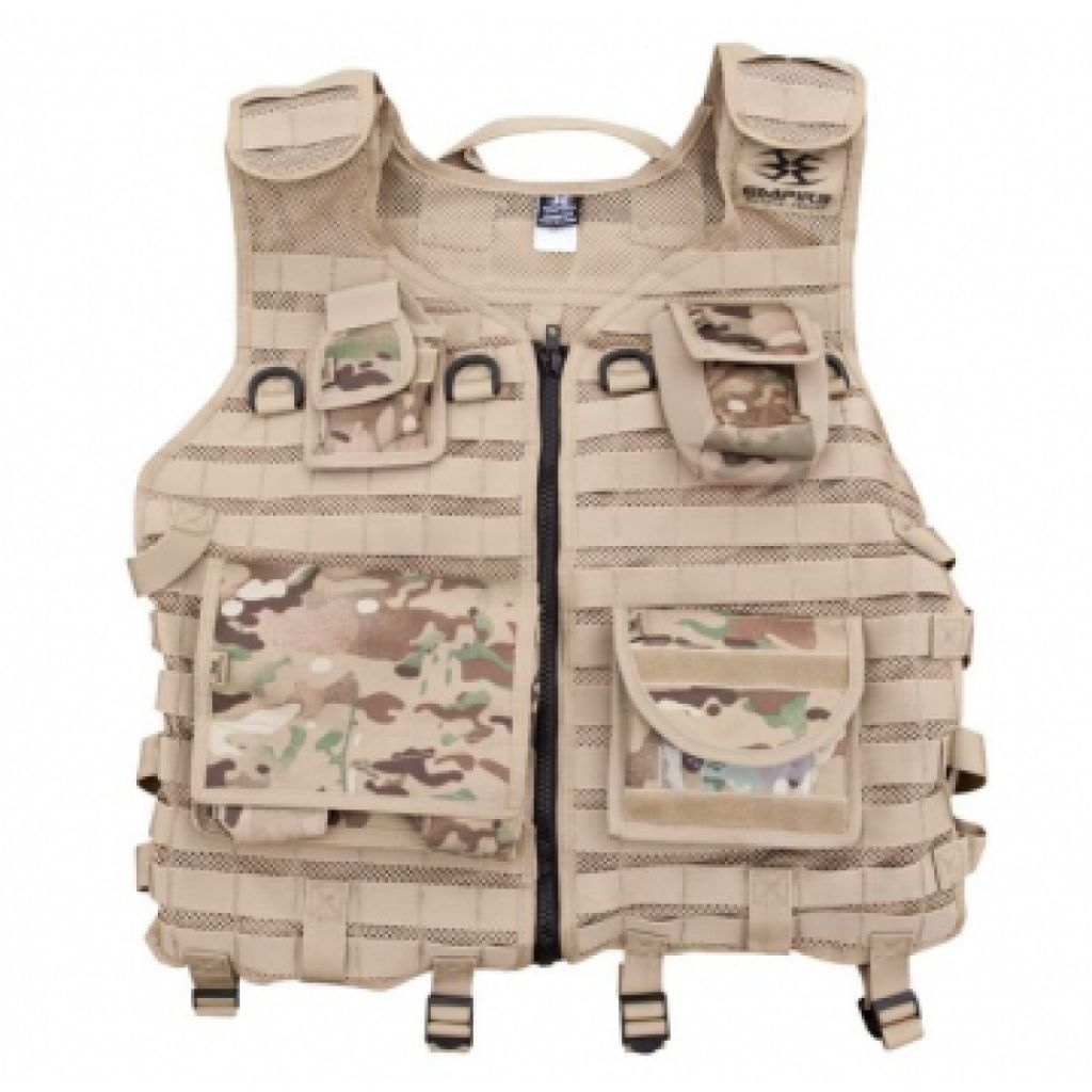 Empire BT Vest Bamf THT (E-Tacs) paintball mellény