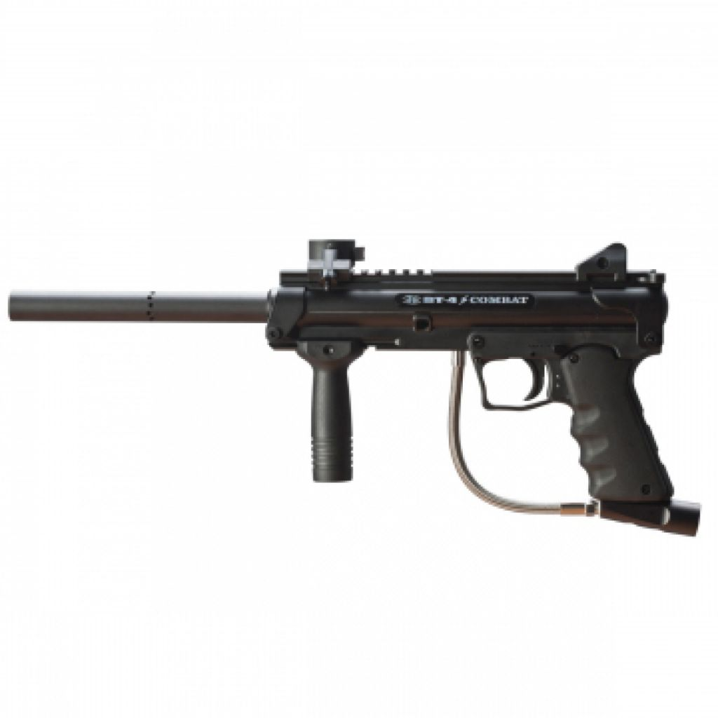 Empire BT4 Slice Combat black Paintball marker