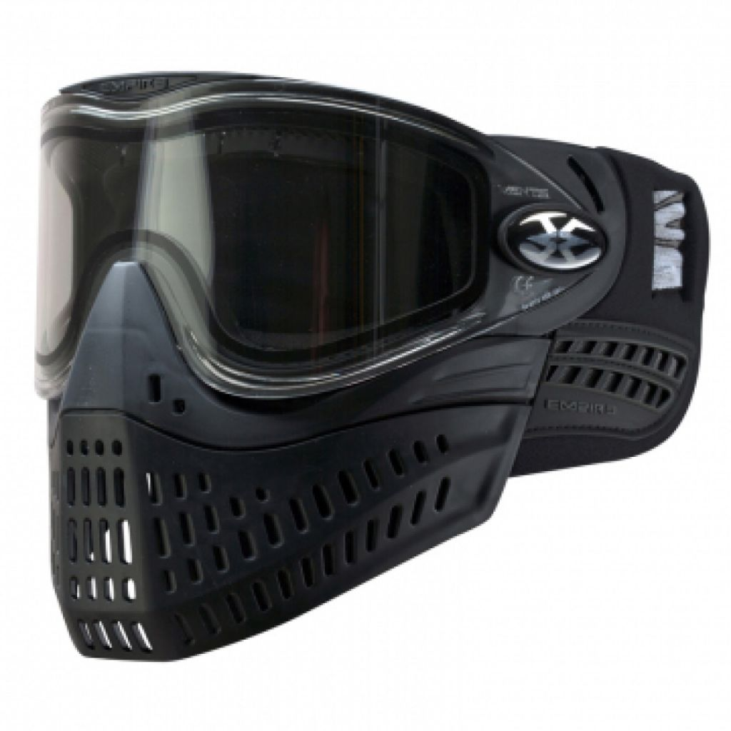 Empire E-Flex Thermal lencsés paintball maszk (black)
