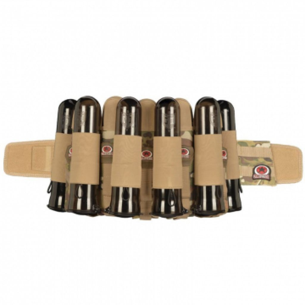 GI Sportz Glide Harness 5+6 paintball tube tartó (multicam)