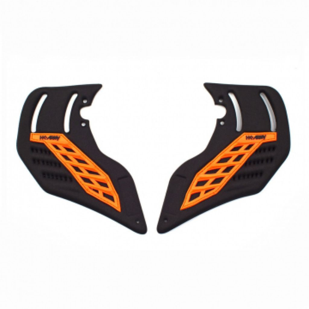 HK Army KLR Soft Foam Ear Kit (orange) fülvédő