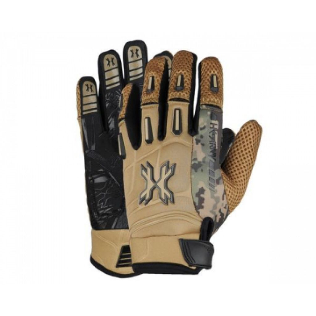HK Army Pro Glove Full Finger kesztyű (tan camo)