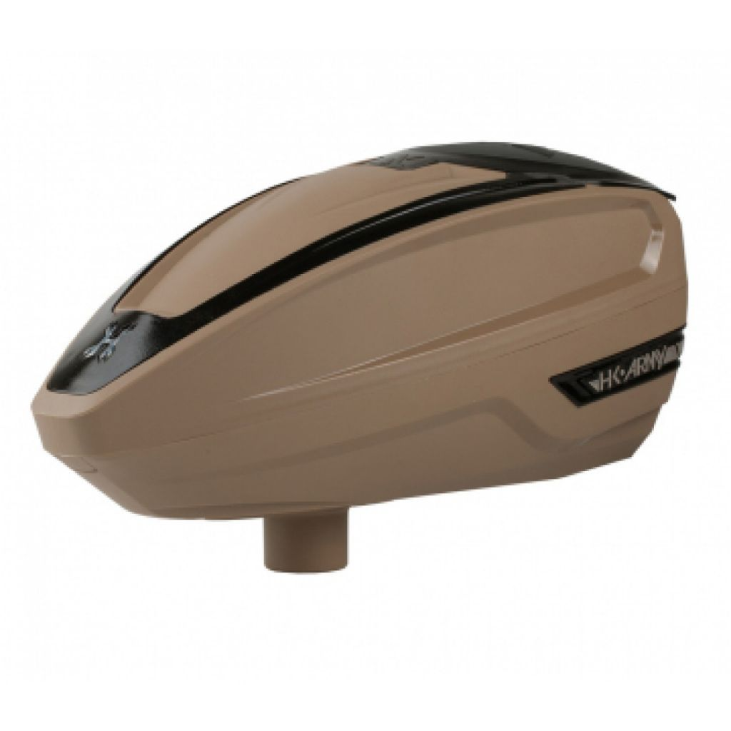 HK Army TFX paintball tár (tan black)