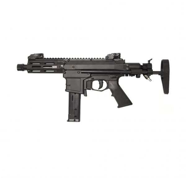 Milsig M17 GRIZEN SMG Paintball Marker