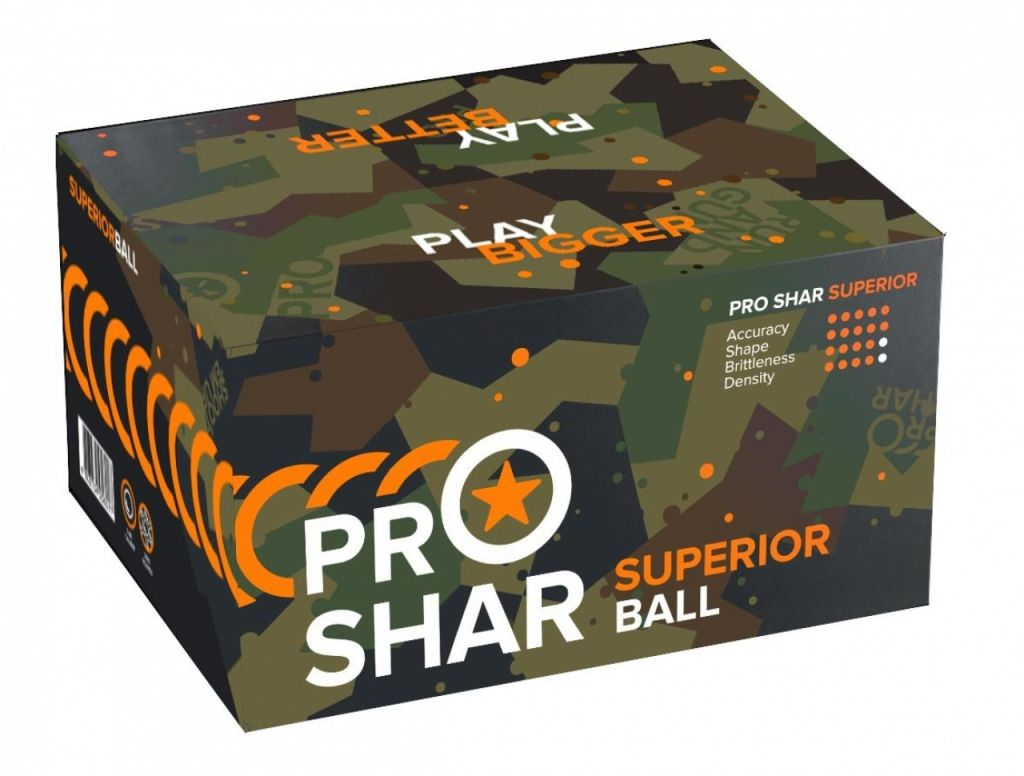 Pro-Shar Superior paintball golyó