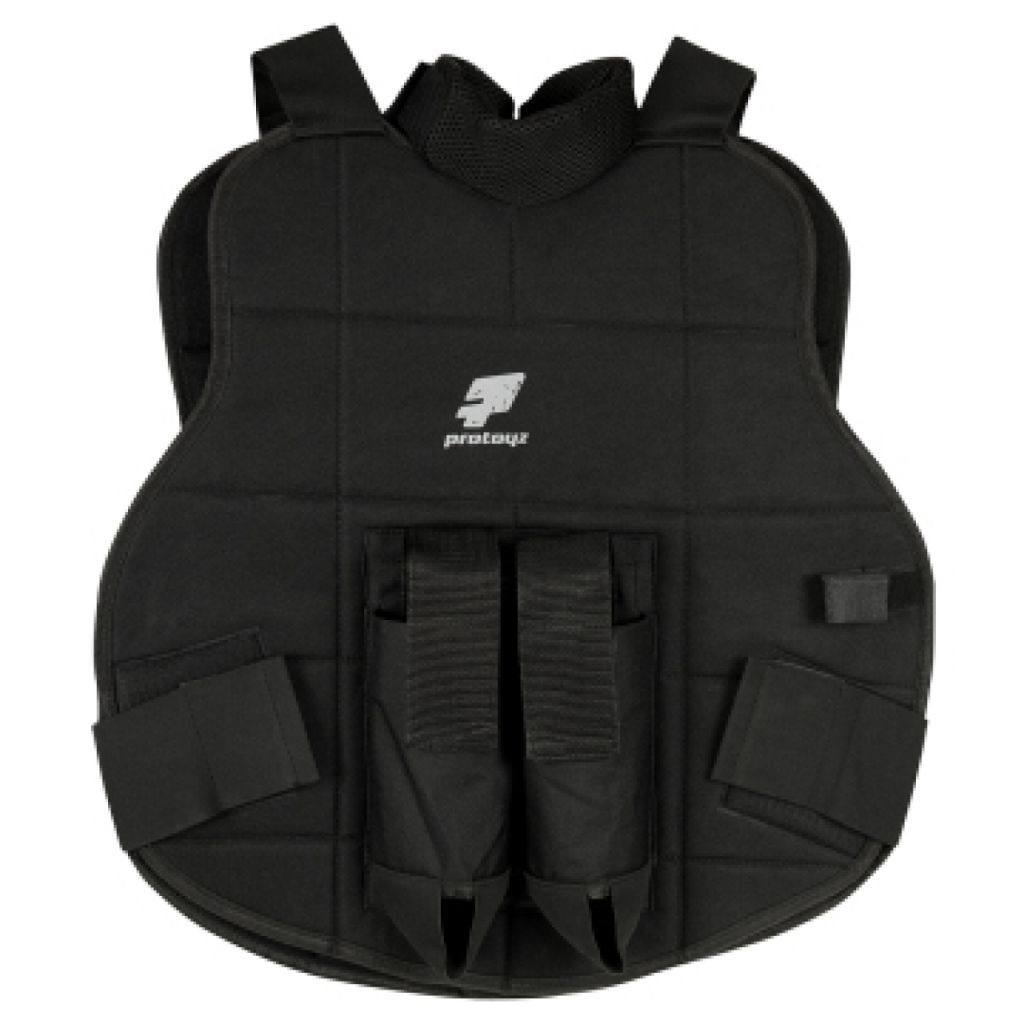 Protoyz Chest Protector with Pod Holder tubetartós mellvédő