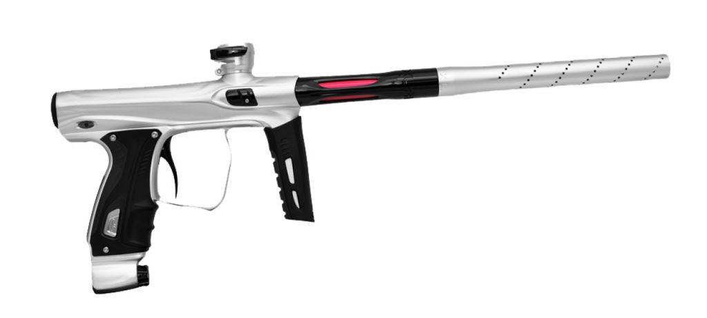 Shocker XLS Paintball marker White