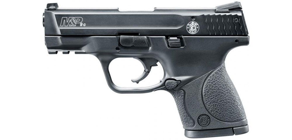 Smith and Wesson M&P 9C 9mm P.A.K. gázpisztoly
