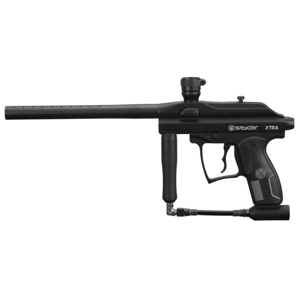 SPYDER XTRA Paintball marker Diamond Black