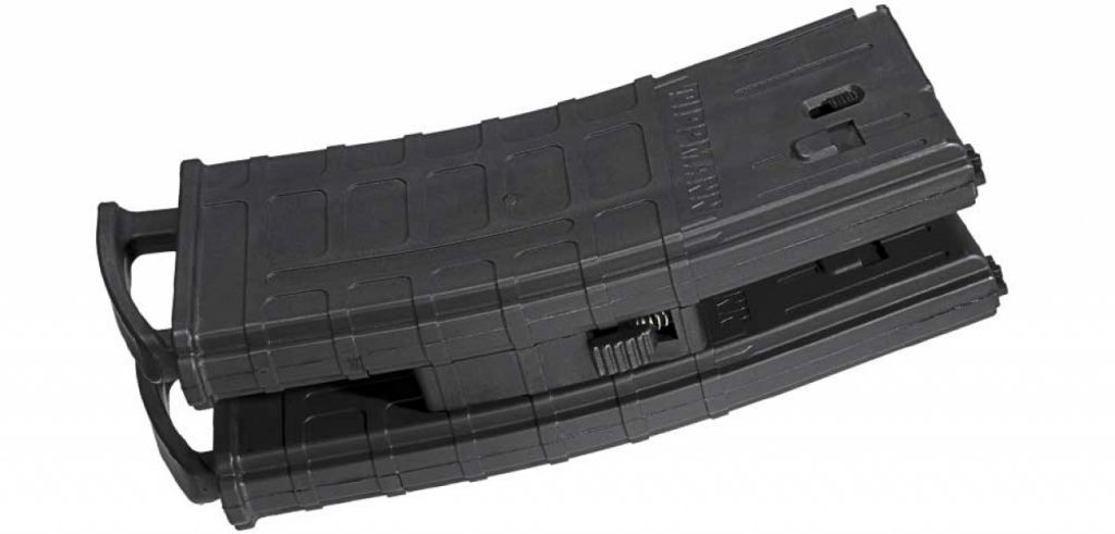 Tippmann 20rd Magazine with Coupler for TMC black - 2-Pack paintball tár