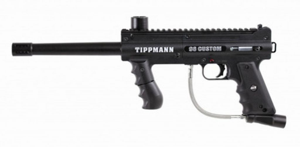 Tippmann 98 Custom PS ACT Basic paintball marker