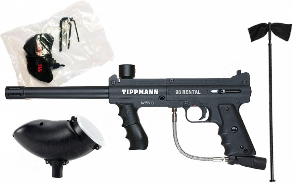 Tippmann 98 Custom PS Rental Paintball marker