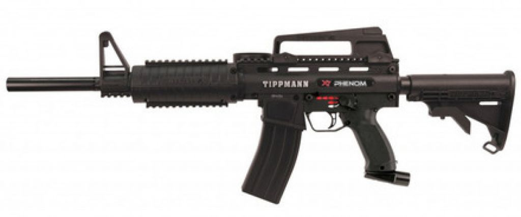 Tippmann X7 Phenom M16 Edition paintball marker