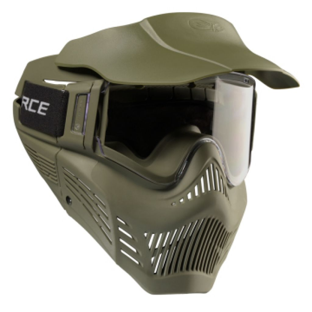 V-Force Armor Rental Goggle Gen3 olive paintball maszk