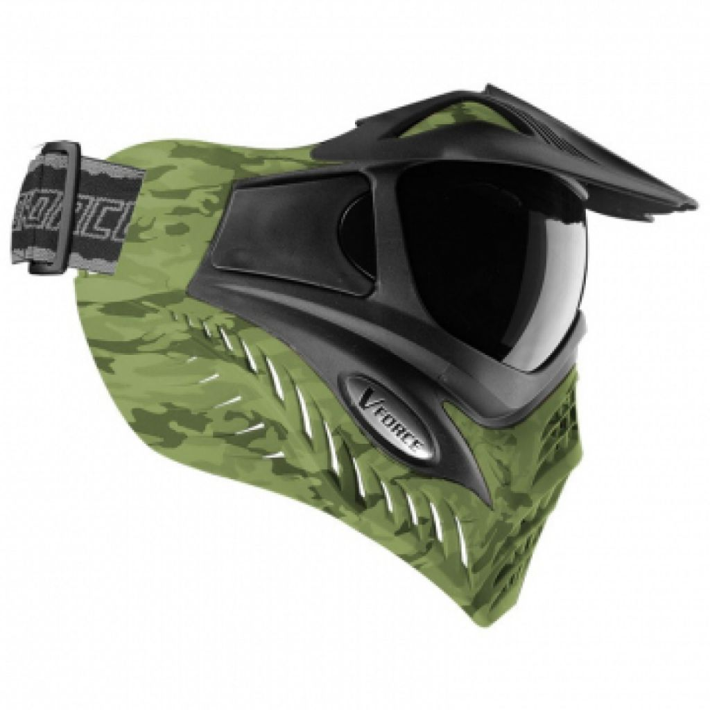 V-Force Grill SE paintball maszk (jungle camo)