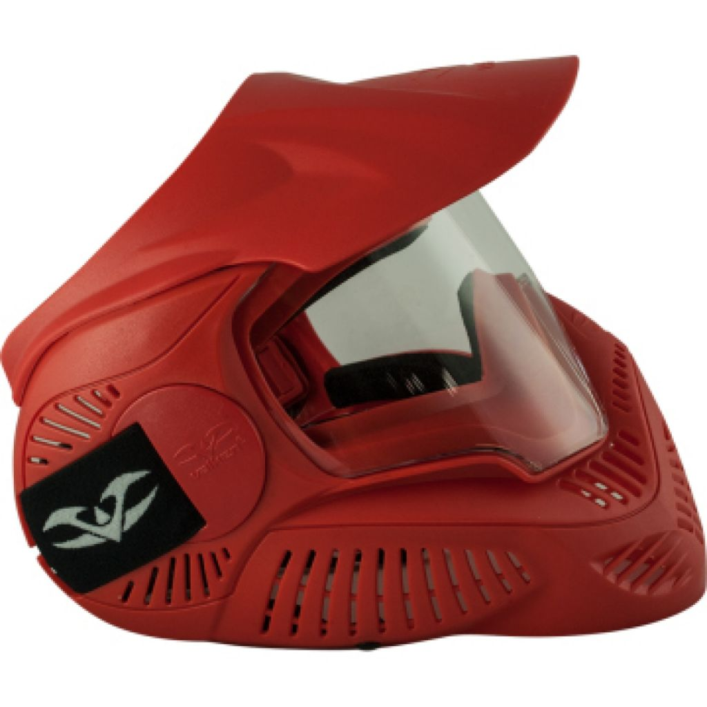 Valken Annex MI-3 Goggle Single red paintball maszk