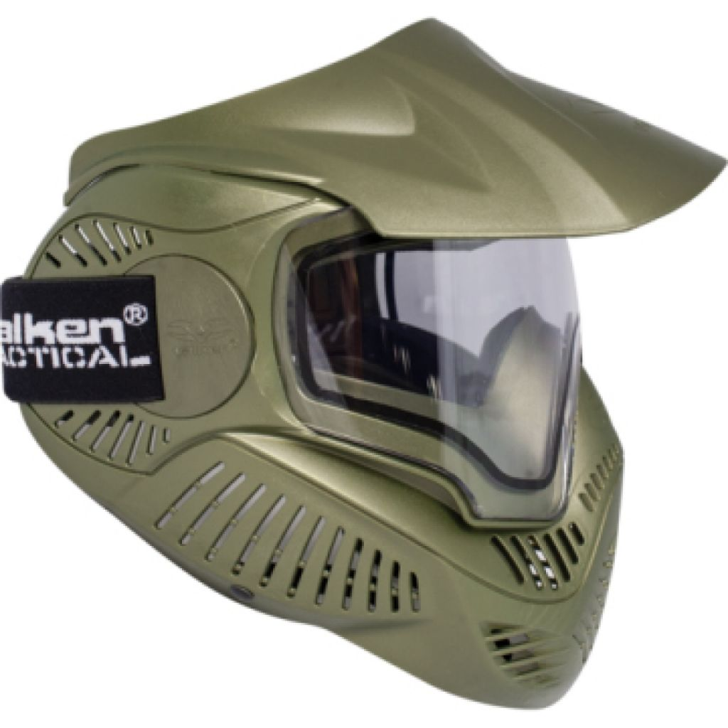 Valken Annex MI-7 Goggle Thermal olive paintball maszk