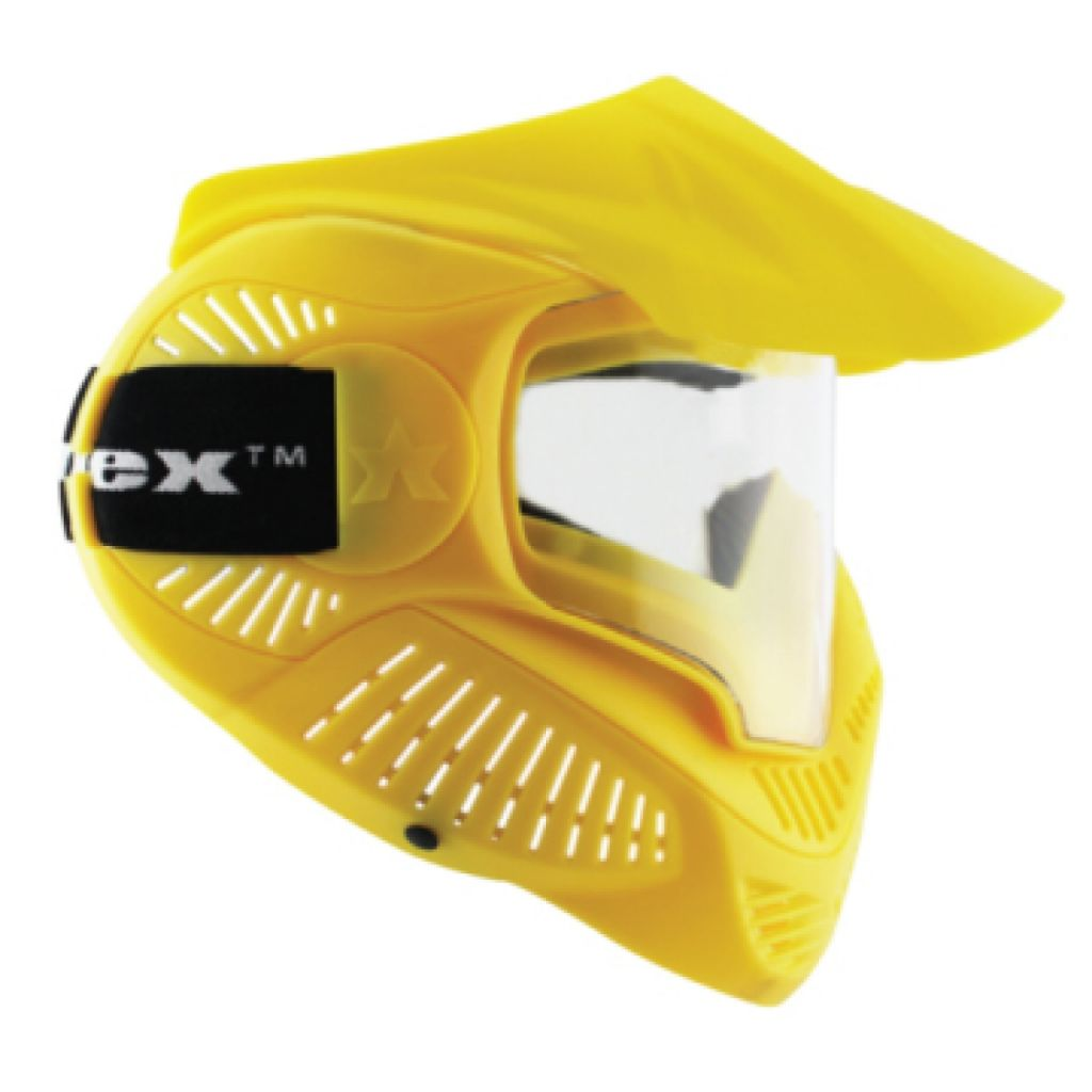 Valken Annex MI-7 Goggle Thermal paintball maszk (yellow)