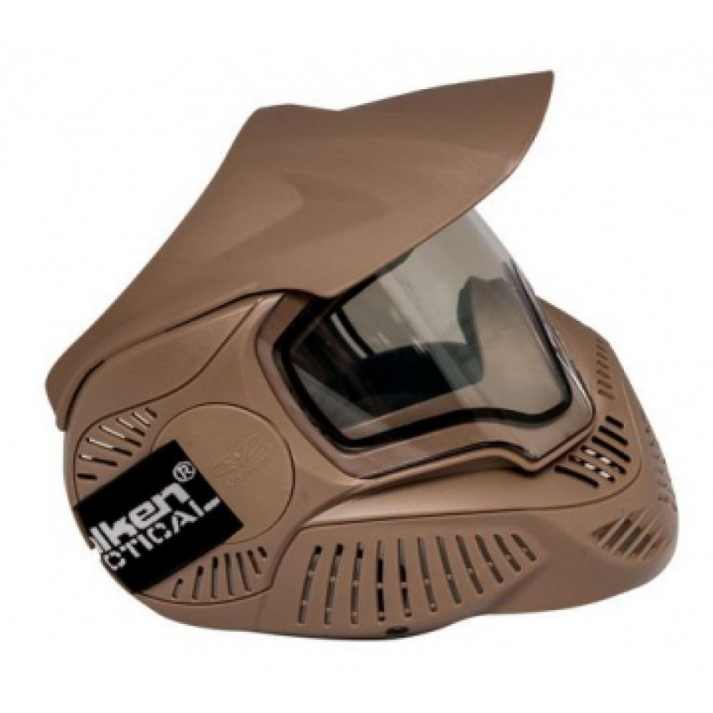 Valken Annex MI-7 Goggle Thermal tan paintball maszk
