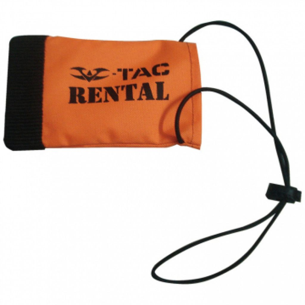 Valken Barrel Cover V-TAC Rental paintball csőzsák (orange)