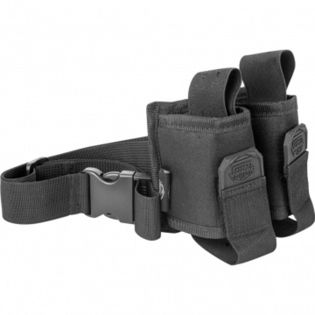 Valken GOTCHA Harness black 50 cal tube tartó