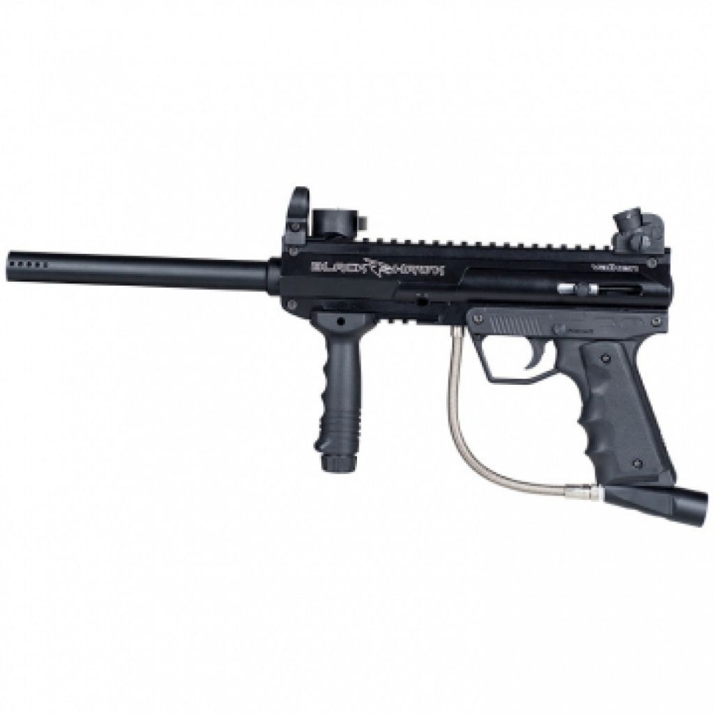 Valken V-TAC paintball marker black hawk