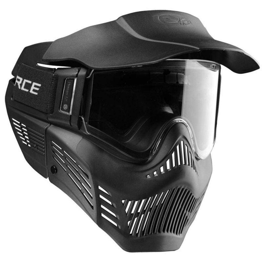 Vforce Armor Thermal lencsés Gen3 paintball maszk (black)