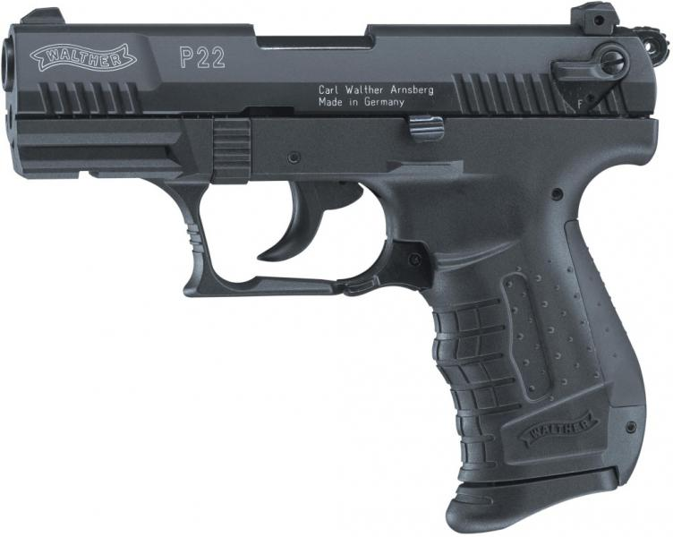 Walther P22 cal. 9 mm P.A.K. Gázpisztoly