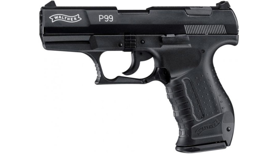Walther P99 cal. 9 mm P.A.K. gázpisztoly