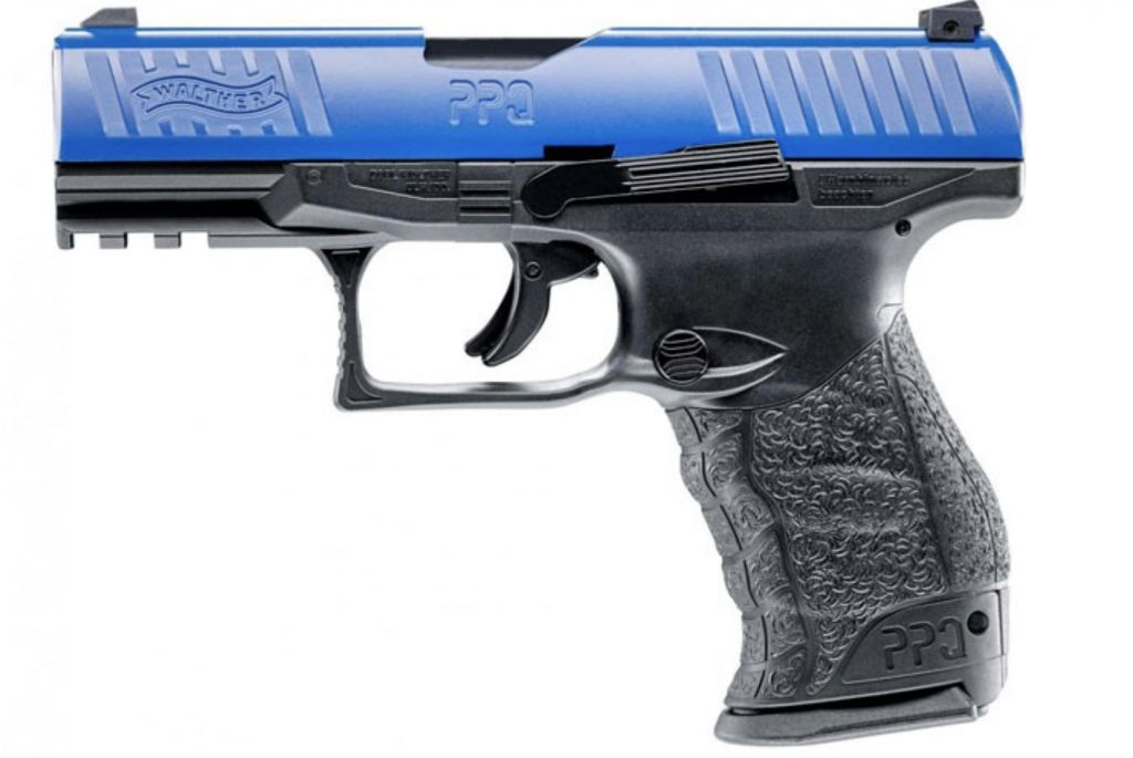 Walther PPQ M2 T4E RAM Pistol - LE Paintball pisztoly