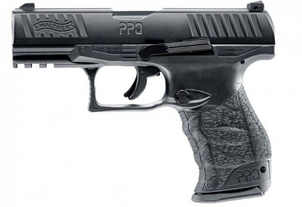 Walther PPQ M2 T4E RAM Paintball pisztoly